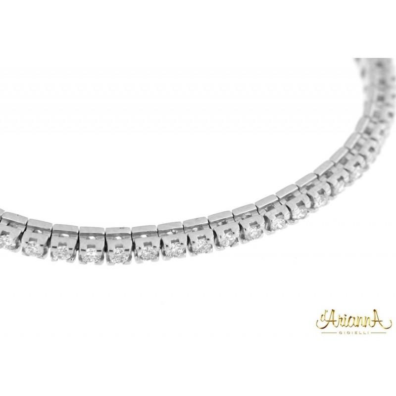 Bracciale con Diamanti BRA134